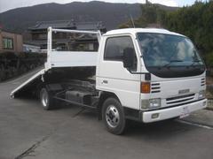 タイタントラック3.2t積載車ワイドショート横開き一般型セーフティーローダー