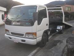 エルフトラックラジコン付セーフティーローダー積載車タダノ製2000kg