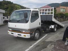 キャンター一般型積載車3400kgセーフティーローダー