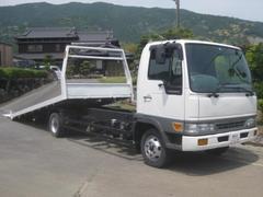 ヒノレンジャー4t積載車6チャンネルラジコン付自動歩エアーブレーキ