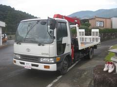 ダイナトラッククレーン付セーフティーローダー2900kg積載車