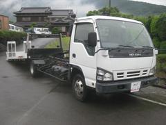 エルフトラックNOX適合ユニックNEO5キャリアカーラジコン積載車Dターボ