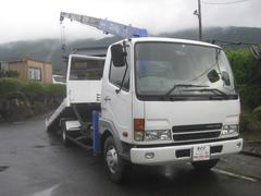 ファイターNOX適合4段クレーン積載車4tセーフティーローダーラジコン