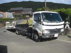 ダイナトラックNOX適合ラジコン付3t積載車3000kgセーフティーローダ