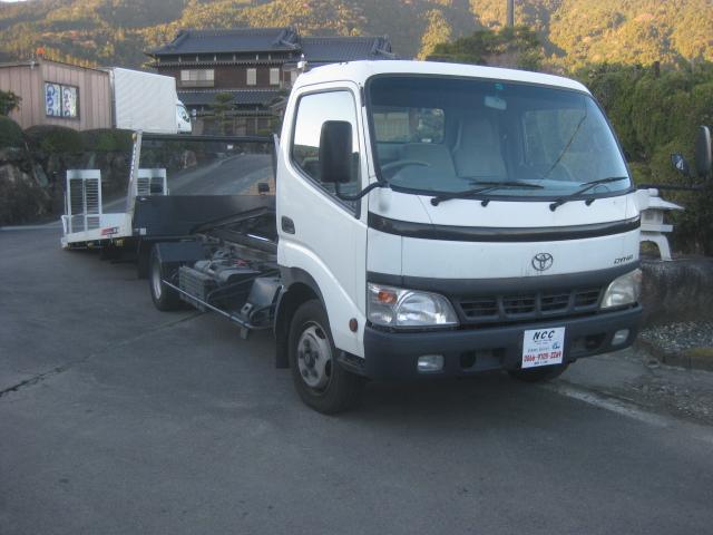 トヨタ NOX適合ラジコンセーフティーローダ4100ディーゼルターボ