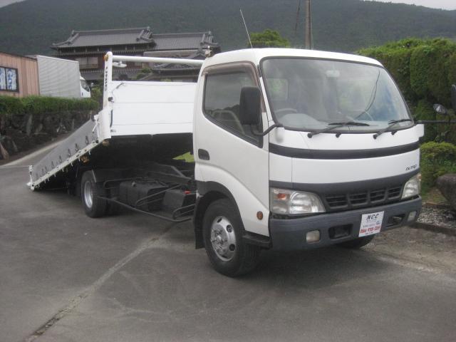 日野 NOX適合一般型3t積載車3000kgセーフティーローダー