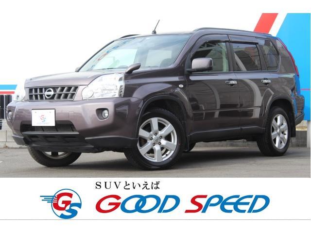 日産 20Xtt 4WD 純正HDD 地デジ シートヒーター