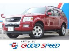 フォード エクスプローラーXLT ユーザー様買取車両期間限定 HDDナビ サンルーフ