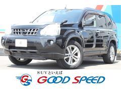 エクストレイル20Xtt 4WD HDDナビ インテリキー シートヒーター
