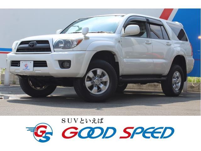 トヨタ SSR-Xリミテッド 4WD ナビTV サンルーフ ETC