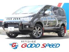 デリカD:5ジャスパー  4WD ディーゼル クルコン シートヒーター