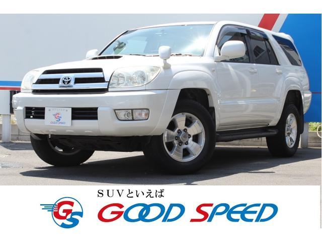 トヨタ SSR-G 社外HDDナビ 寒冷地仕様 純正17インチ 軽油