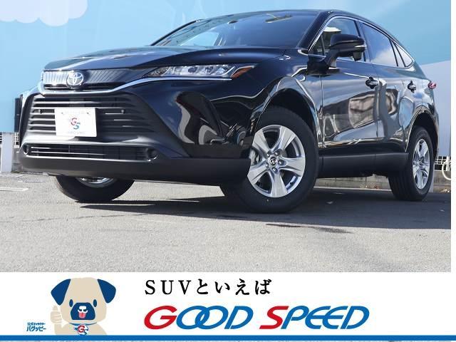 トヨタ S 新車未登録 ディスプレイオーディオ セーフティセンス LEDライト バックカメラ レーダークルーズ 純正17インチアルミ クリアランススナー 電動格納ドアミラー