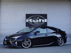 プリウス新型カスタム HKS車高調WORKデュランダル19インチAW
