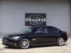 BMW740i ソフトドアクローズ ローダウン サンルーフ