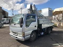 エルフトラックSH106 高所作業車 アイチ 電工仕様 特自検付き