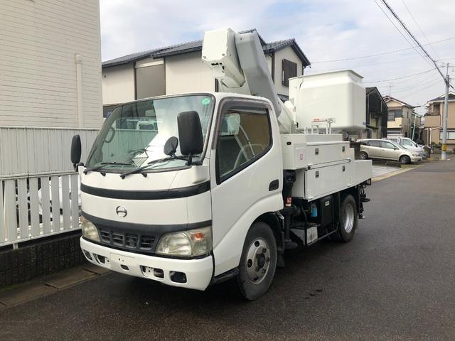 日野 高所作業車 アイチコーポレーション SH106