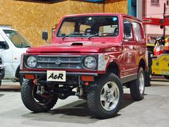 ジムニーサマーウインド  5速 JA11V 4型 リフトアップ