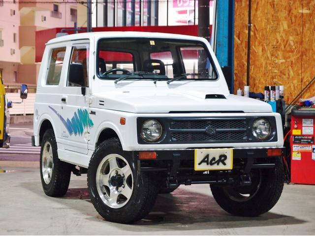 スズキ ジムニー HC 5速 JA11V 2型 (なし)
