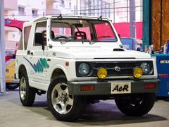 ジムニーCC幌 5速 JA11C 2型