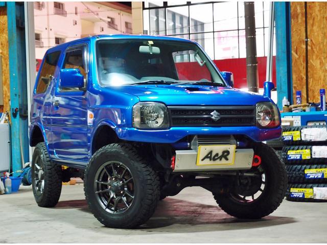 スズキ XG 5速 JB23W 6型 リフトアップ 100馬力仕様