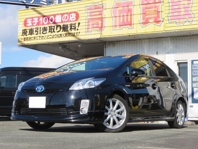 トヨタ S モデリスタエアロ フルセグナビ 革調シートカバー LED