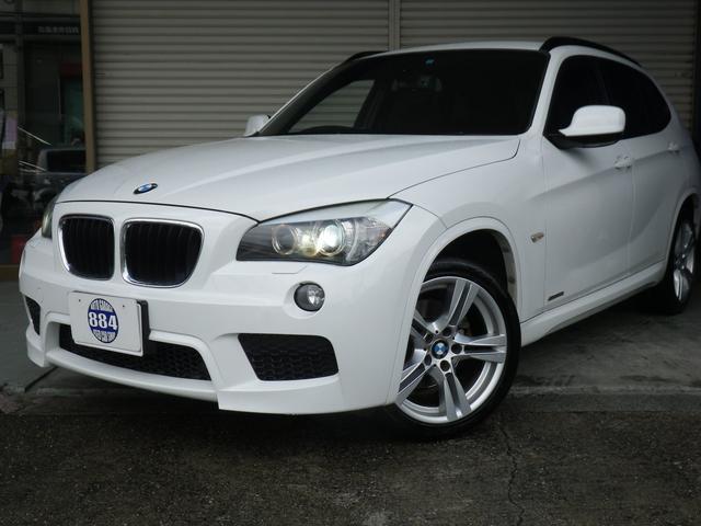 BMW X1 sDrive 18i Mスポーツパッケージ (検30.6)