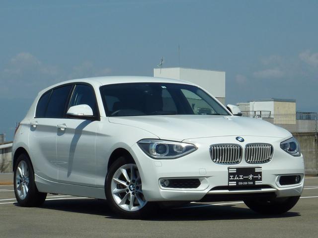 BMW 116i スタイル 純ナビ バックカメラ