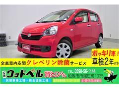 ミライースL 純正CD キーレスエントリー Goo保証1年・車検整備付
