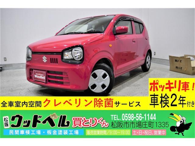 スズキ S 純正CDデッキ ETC キーレスエントリー シートヒーター Goo保証1年付 車検整備付