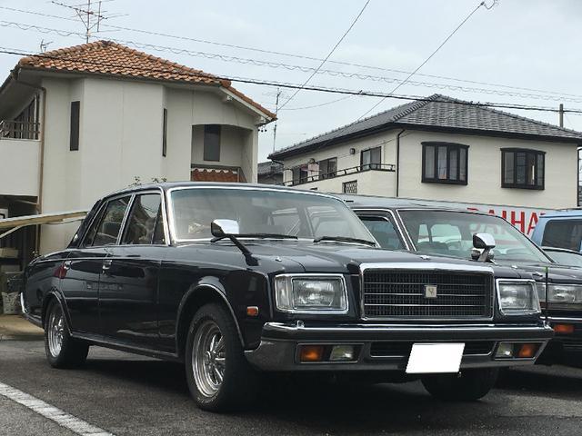 トヨタ Eタイプ コラムシフト クレーガー&ホワイトレター