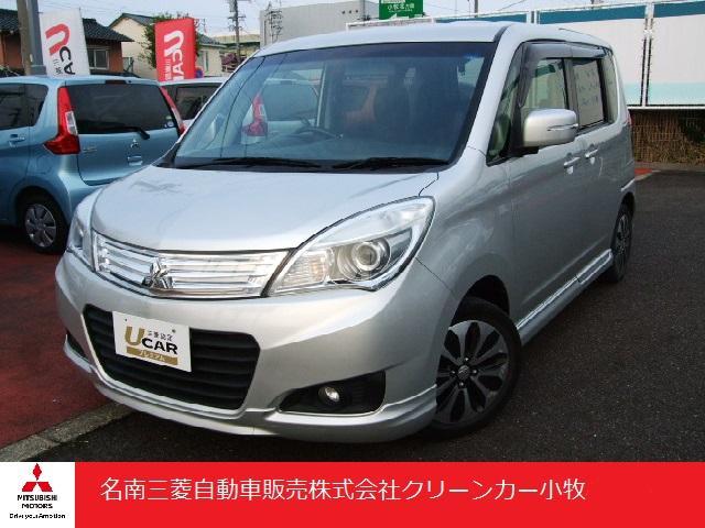 三菱 S ナビ・TV・ETC付