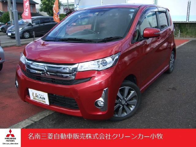 三菱 T e-アシスト ナビ・TV付