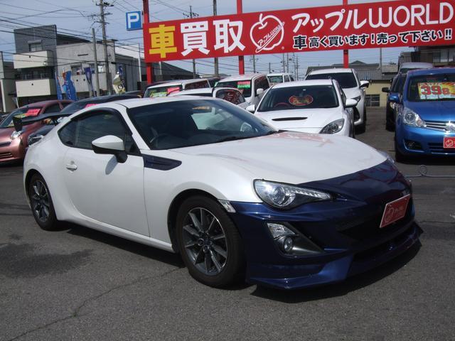 トヨタ GTリミテッド HKS車高調 BRZ用16インチAW