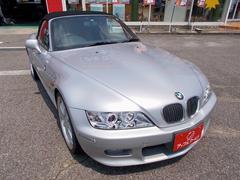 BMW Z3ロードスター2.2i ハーフレザー 19インチAW Fパワーシート