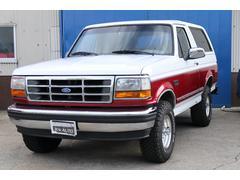 フォード ブロンコXLT ウッドパネル BFグッドリッチ ETC 1ナンバー