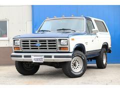 フォード ブロンコXLT ホーリーキャブ 新車並行 BFグッドリッチ