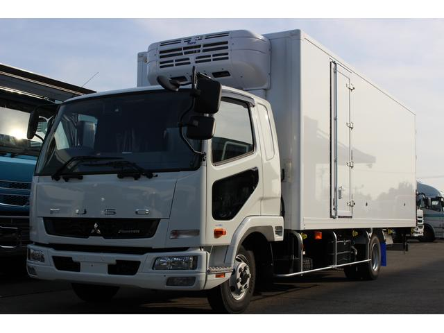 三菱ふそう 冷蔵冷凍車 2エバポレーター