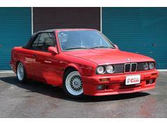 BMW320iカブリオーレ BBS16アルミ ETC