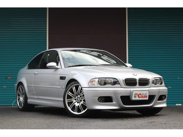 BMW M3クーペ 左ハンドル 6速MT 黒革シート