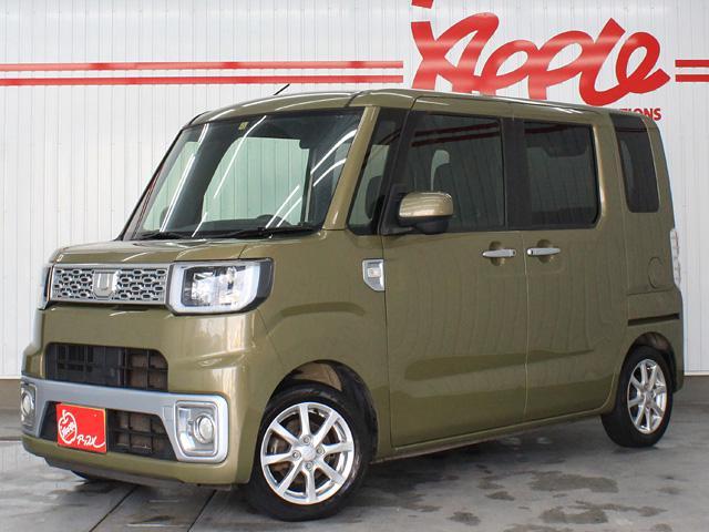 「ダイハツ」「ウェイク」「コンパクトカー」「愛知県」の中古車