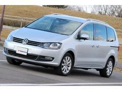 VW シャランTSI ハイライン ワンオーナー フリップダウンモニター