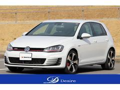 VW ゴルフGTIレザーシート シートヒーター DCC付 18AW 保証付