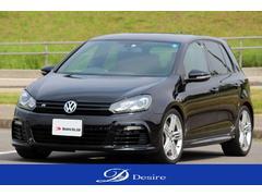 VW ゴルフR ワンオーナー 純正ナビ Bカメラ DCC 保証付