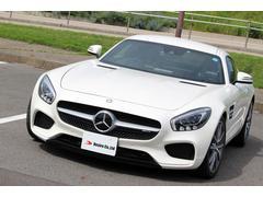 メルセデスAMG GTS 右ハンドル仕様車 パフォーマンスステアリング 新車保証付