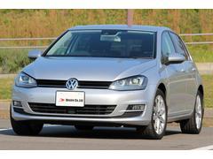 VW ゴルフTSIハイライン ワンオーナー スマートキー 6ヶ月保証