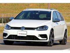 VW ゴルフRヴァリアント4MOTION 7速DSG 新車保証32年12月