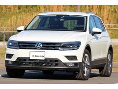 VW ティグアンディナウディオエディション 限定車 新車保証付33年2月