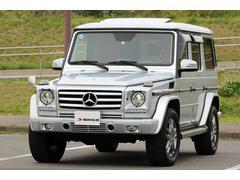 M・ベンツG550 デジーノ 後期モデル ユーザー買取車 レッドレザー