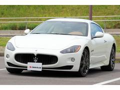 マセラティ グラントゥーリズモS MCシフト クラッチ残量80% ブレンボ ユーザー下取車
